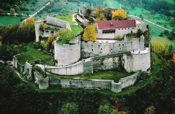 Burgruine Hohenneuffen bei Neuffen