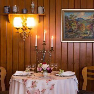 Ambiente im Hotel & Restaurant Traube Neuffen