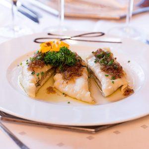 Menü im Hotel & Restaurant Traube Neuffen